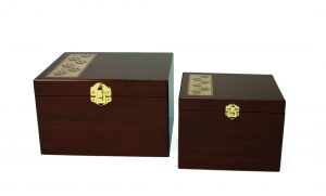 MDF Memory Chest pet urns