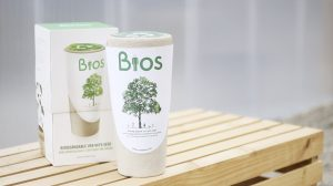 Eco urn - grow a tree